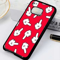 Hatters Gonna Hate Mickey Mouse Hands HTC One X M7 M8 M9 Case