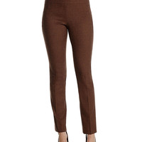 Novelty Side Zip Trouser Pants | Lord and Taylor