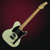 Melancon Pro Artist T Electric Guitar - Blonde at Hello Music