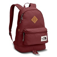 Berkeley Backpack in Sequoia Red by The North Face