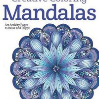 Creative Coloring Mandalas : Art Activity Pages to Relax and Enjoy! by Valentina Harper (Paperback): Booksamillion.com: Books