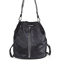 Elizabeth and James - Cynnie Calf Hair Sling Bag - Saks Fifth Avenue Mobile