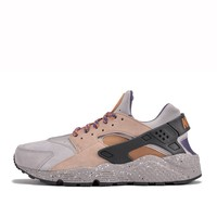 AIR HUARACHE RUN PRM - LINEN / GOLDEN BEIGE