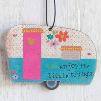 Car  Air  Freshener:  Camper  Little  Things  Air  Freshener  From  Natural  Life