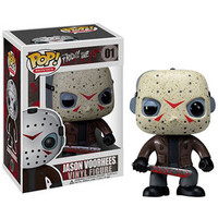 Funko POP! Classic Movies - Vinyl Figure - JASON VOORHEES (4 inch) (Pre-Order ships Sept): BBToyStore.com - Toys, Plush, Trading Cards, Action Figures & Games online retail store shop sale