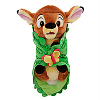 Disney's Babies Bambi Plush Doll and Blanket - Small - 10''