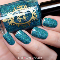 Powder Perfect Bay Of Alexandria Nail Polish