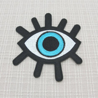 Iron on patch. Eye  patch