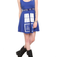 Doctor Who Her Universe TARDIS Costume Dress