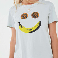 Future State Smiley Tee   Urban Outfitters