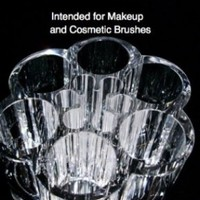 Flower Cosmetic and Makeup Brush Holder - Organizer