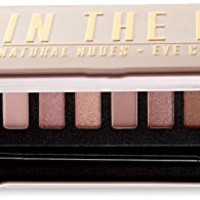 "W7 - ""In The Nude"" Natural Nudes - Eye Colour Palette 12 in 1 Eyeshadow Palette"