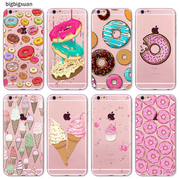 cover iphone 5 donuts