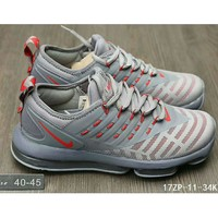 Tagre™ Nike Air Max men and women tide brand fashion sports shoes F-HAOXIE-ADXJ Gray