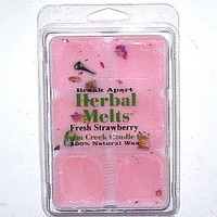 Drizzle Wax Melt - Fresh Strawberry