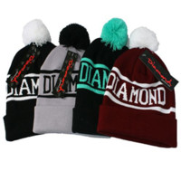 Diamond Supply Co Beanie Knitted hat