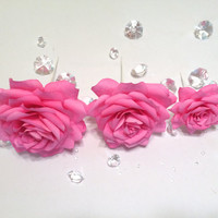 Paper Roses in colors of your choice, Coffee Filter flowers, Cake flowers, Baby Shower floral decor, Centerpiece flowers, Home decor flowers