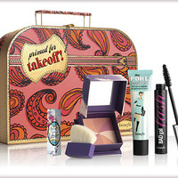 primed for takeoff > Benefit Cosmetics