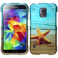 Zizo Snap-On Design Case for Galaxy S5 Active - Star Fish