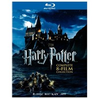 Harry Potter: Complete 8-Film Collection (8 Discs) (Blu-ray) (Widescreen)