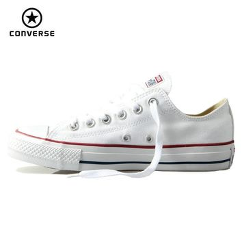 Converse Classic All Star Canvas Shoes Men and Women Sneakers