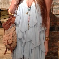 Cascades Of Ruffles Tunic style pic on Free People