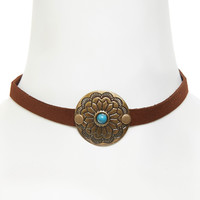 Skyfall Choker Necklace