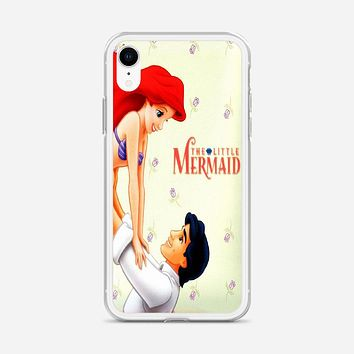 Little Mermaid And Prince iPhone XR Case