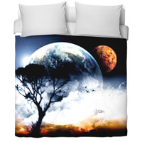 Awesome bed spread