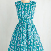 Too Much Fun Dress in Cacti