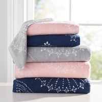 Sunburst Bath Towels