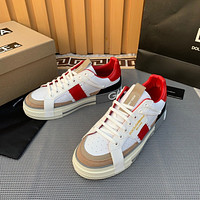 D&G DOLCE & GABBANA 2021 NEW ARRIVALS Men's And Women's Sneakers Shoes