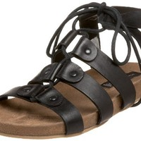 STEVEN by Steve Madden Women's Contes Lace-Up Sandal