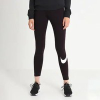 NIKE Women Fashion Yoga Sport Pants Trousers Sweatpants