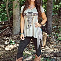 The Cattle Call Top