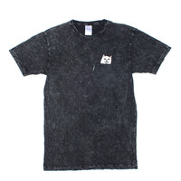 Lord Nermal Minerial Washed Pocket tee