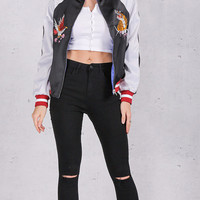 Betty Reversible Jacket