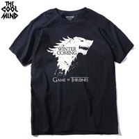 Winter is coming Game of thrones Tshirt