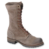 Vintage Shoe Company Molly | Women's - Nutria Suede - FREE SHIPPING at OnlineShoes.com