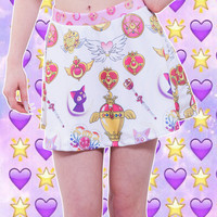 Sailor Moon Skirt – Happy Monday