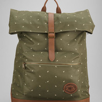 OBEY Ballast Roll-Top Backpack