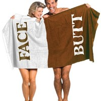 Face and Butt Towel