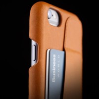 Leather Wallet Case 80° for iPhone 6s Plus