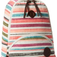 Roxy Big Girls'  Great Outdoors Backpack, Rosy Pink, One Size