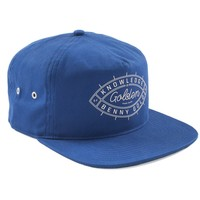 Golden Eye Royal Unstructured Snapback Hat - Shop | Benny Gold