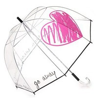 Felix Rey Rain Rain Go Away Clear Umbrella | Bloomingdale's