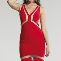 Dave and Johnny 866 Dress