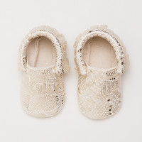 Merci - Limited Edition Moccasins