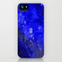 Doctor Who iPhone & iPod Case by Fimbis