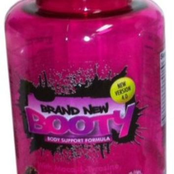 Brand New Booty. Female Butt Enlargement Enhancement and Body Support Capsules
